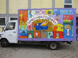 modell truck freunde essen derwesten